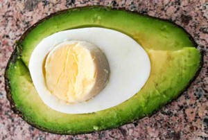 Eggvocado