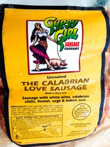 The Gypsy Girl Sausage Company