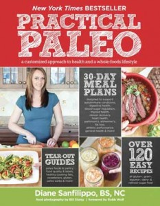 Practical Paleo by Diane Sanfilippo, BS, NC